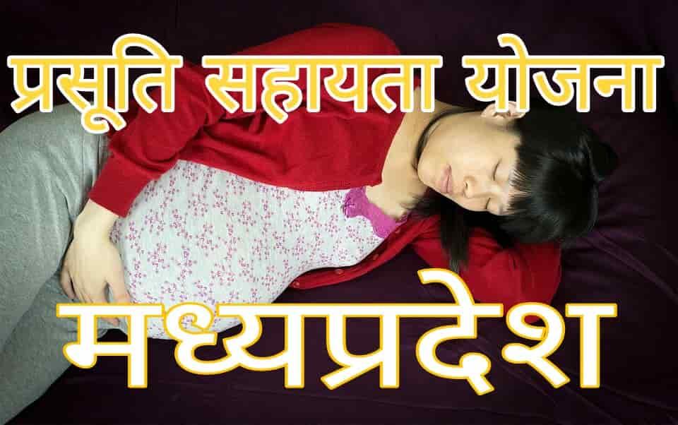 Mukhyamantri Prasuti Sahayata Yojana Madhya Pradesh Hindi Me