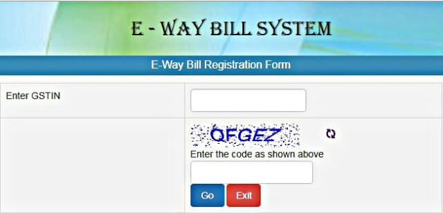 How to Generate E Way Bill In Hindi