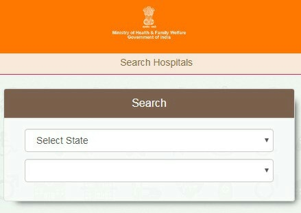 Select Your State and Category