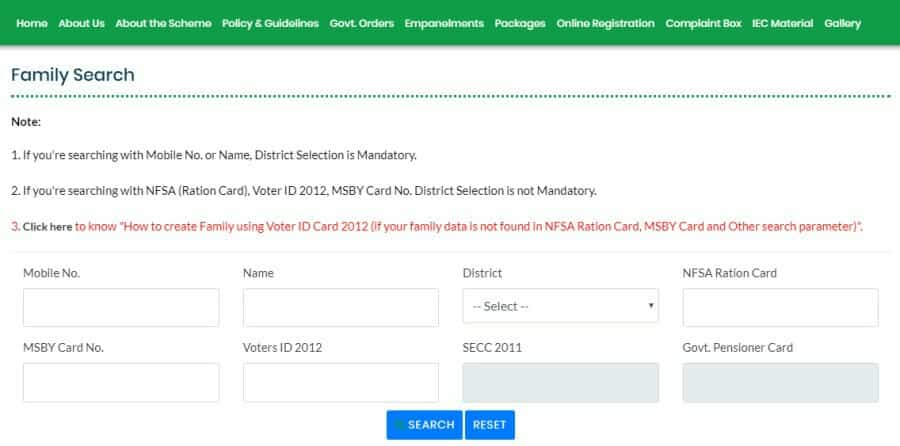 How to Check Eligibility for Alal Ayushman Uttarakhand Yojana Details