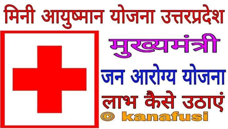 Mini Ayushman Yojana Uttar Pradesh Full Information in Hindi