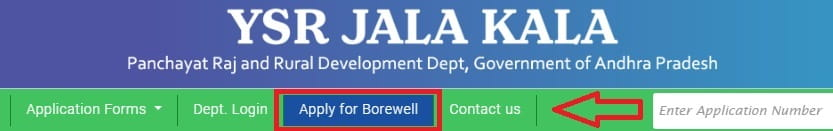 Apply for AP Free Borewell